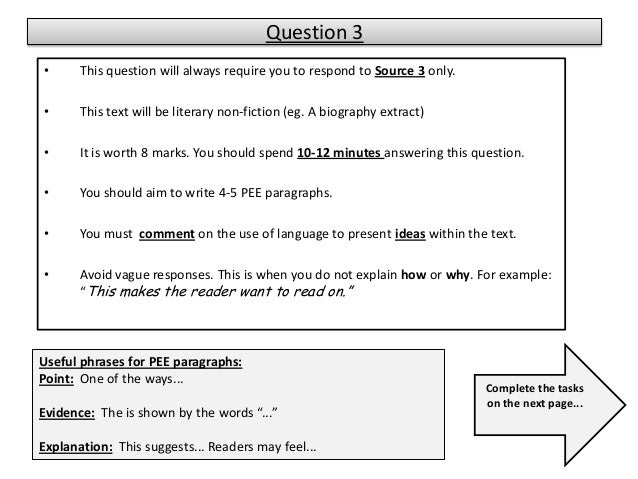 GCSE english exam...need advice on how to achieve an A?