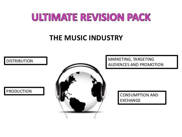 THE MUSIC INDUSTRYDISTRIBUTION                 MARKETING, TARGETING                             AUDIENCES AND PROMOTIONPRO...