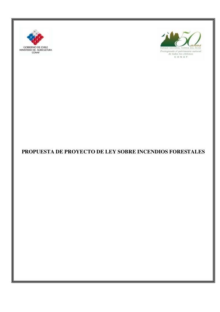 Revision propuesta