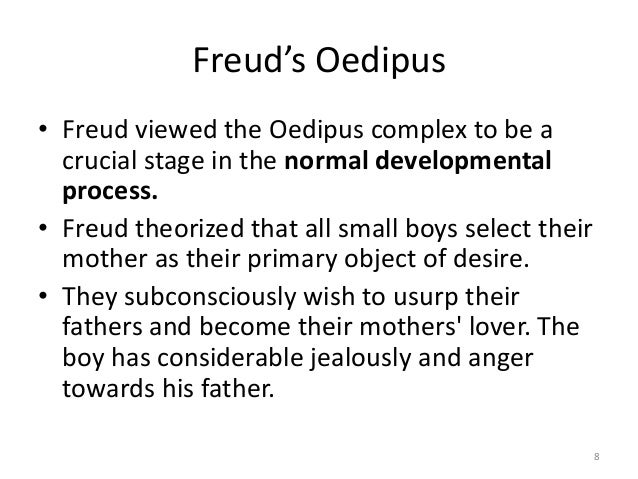 hamlet and the oedipus complex