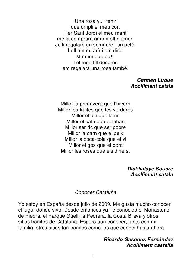Revista Sant Jordi 2010