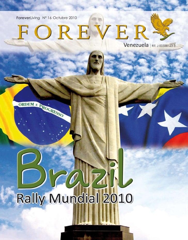 Revista FOREVER VENEZUELA