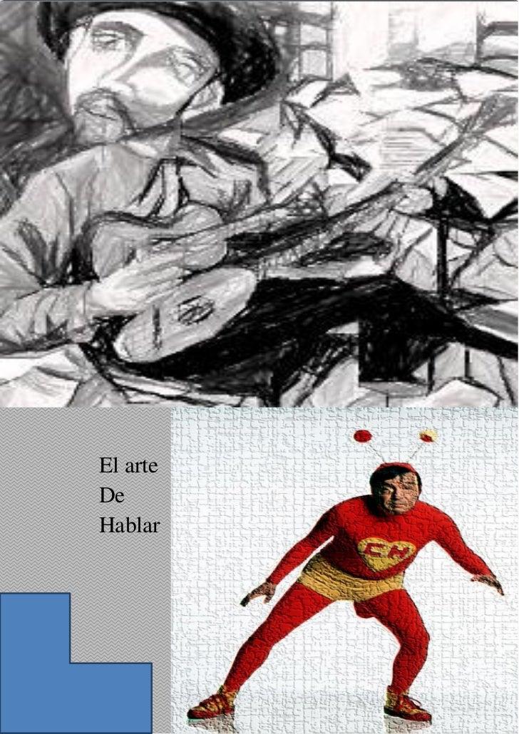 El arteDeHablar          1