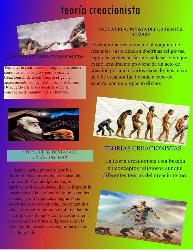 Revista Teoria Creacionista