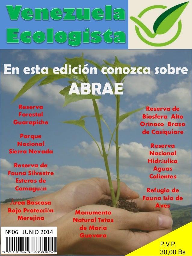 Revista Venezuela Ecologista