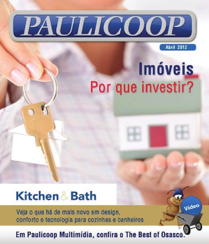 Revista Paulicoop Abril 2012