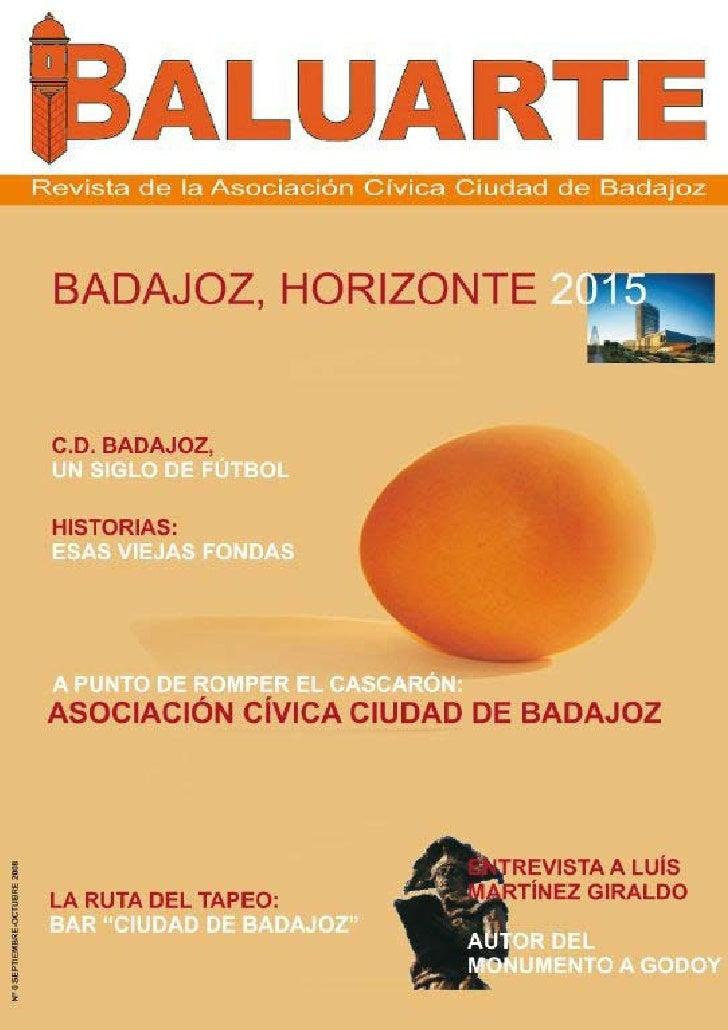 Revista Baluarte Nº 0