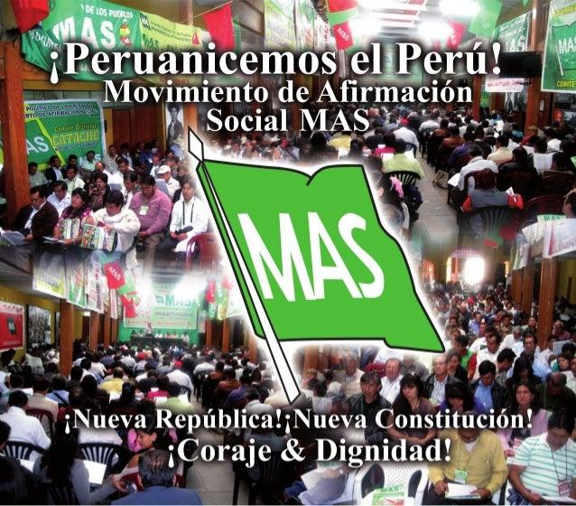 VICTORIOSO CONGRESO                 NACIONAL FUNDACIONAL DEL MAS                                                          ...