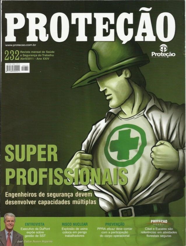 Revista Proteção n.232 - Segurança Ampla
