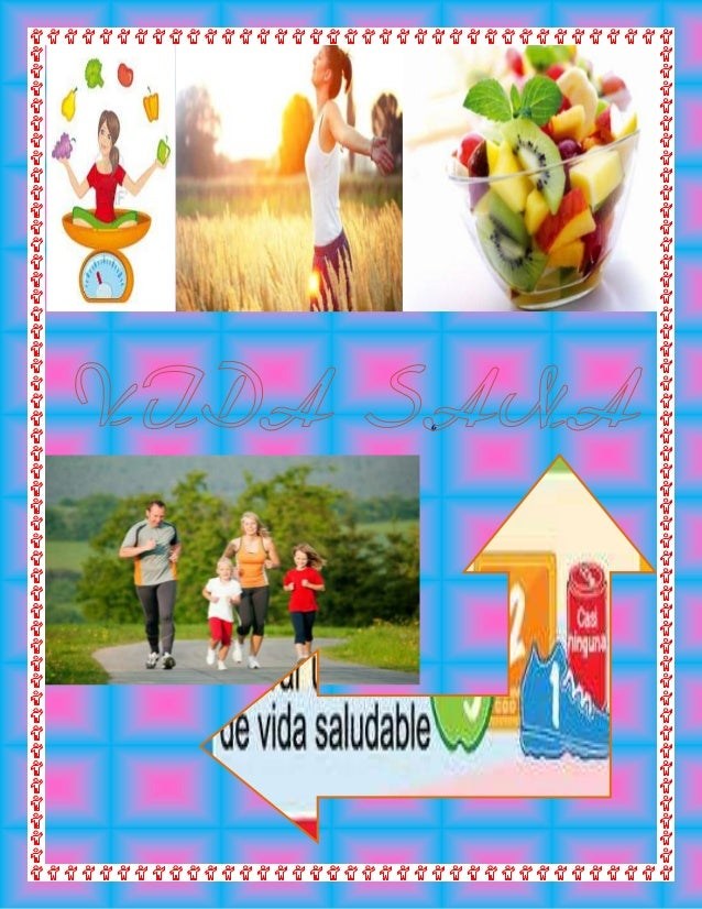 "Revista : ""vida saludable"""