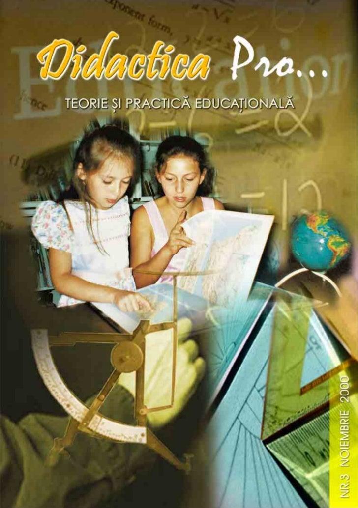 Revista 03.didactica pro
