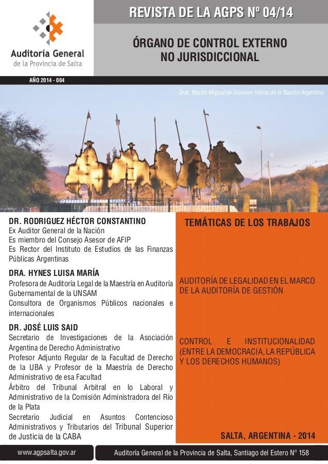 TEMÁTICAS DE LOS TRABAJOS AUDITORÍA DE LEGALIDAD EN EL MARCO DE LA AUDITORÍA DE GESTIÓN CONTROL E INSTITUCIONALIDAD (ENTRE...