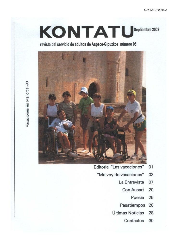 KONTATU 9/2002             Pág. 1