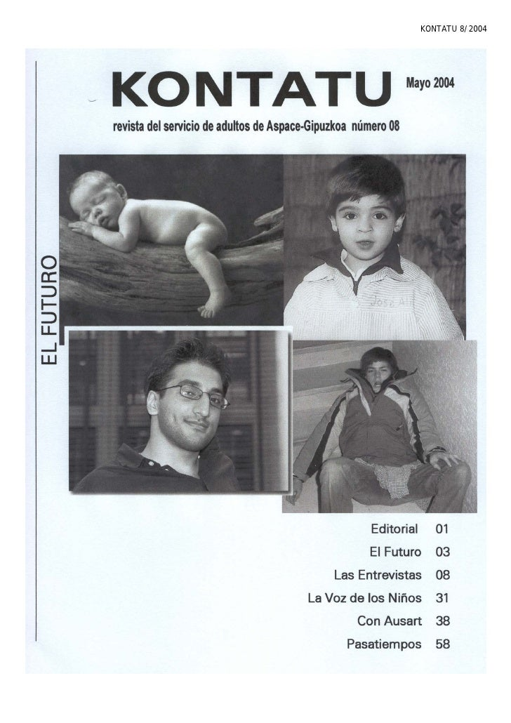 KONTATU 8/2004             Pág. 1
