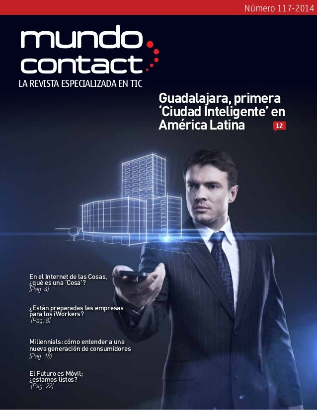 Revista Mundo Contact Abril 2014