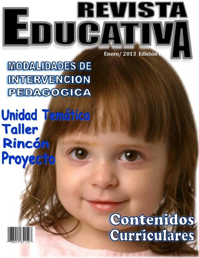 Enero/ 2013  Edición Única3                  ...