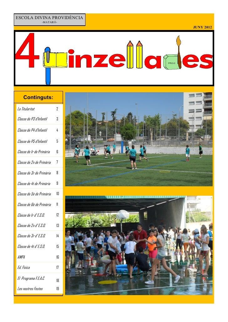 Revista juny 2012