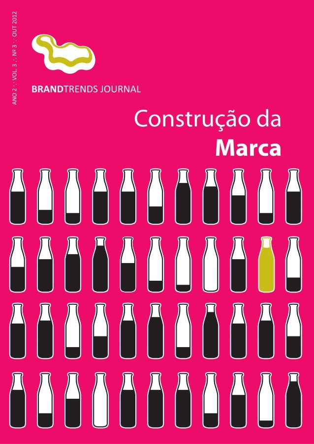 BrandTrends Journal Vol 3 / Ano 3 / Out 2012