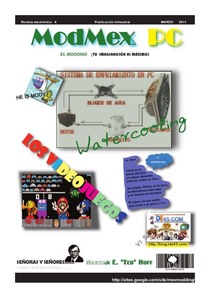 Revista4j mmx modmex