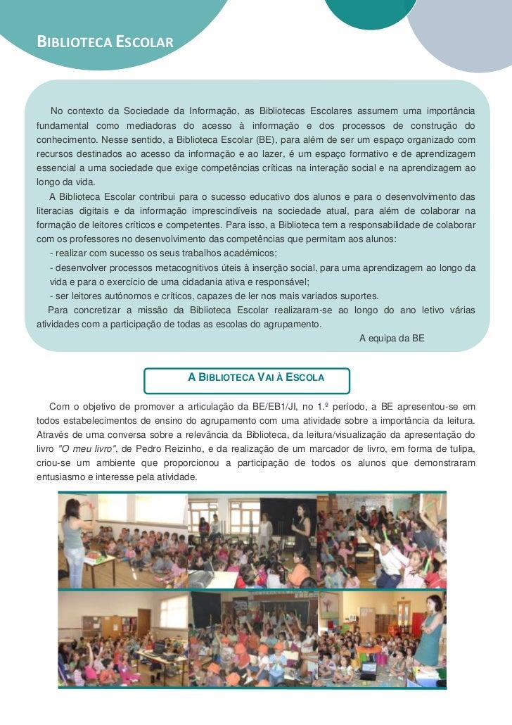 Biblioteca Escolar na revista Hera 2011_2012
