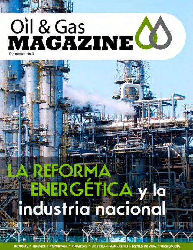 Oil & Gas Magazine Diciembre 2013