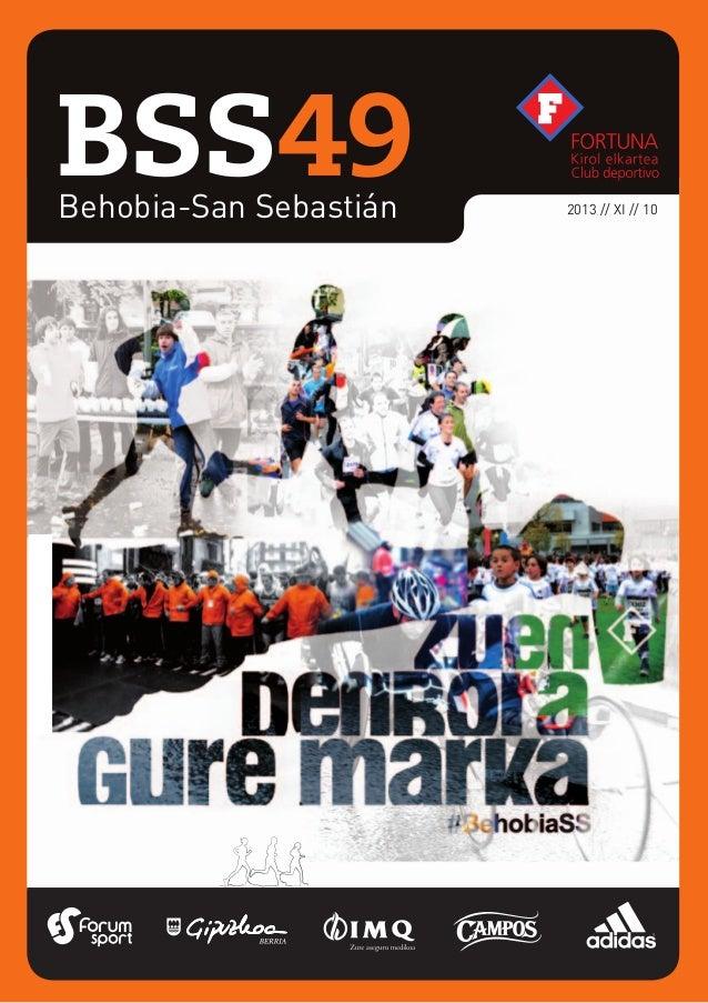 Revista bss 2013