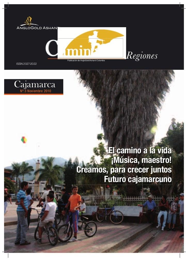 1                        Publicación de AngloGold Ashanti Colombia                                                        ...