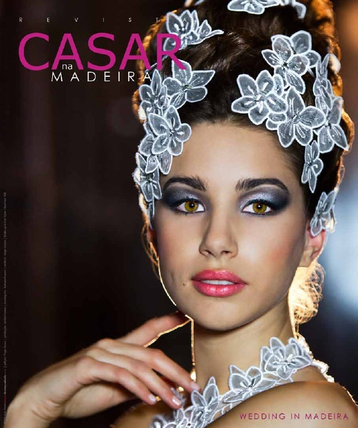 Revista casar na Madeira 2012 - wedding in Madeira island Portugal (brides magazine - grooms guides) (wedding magazine)