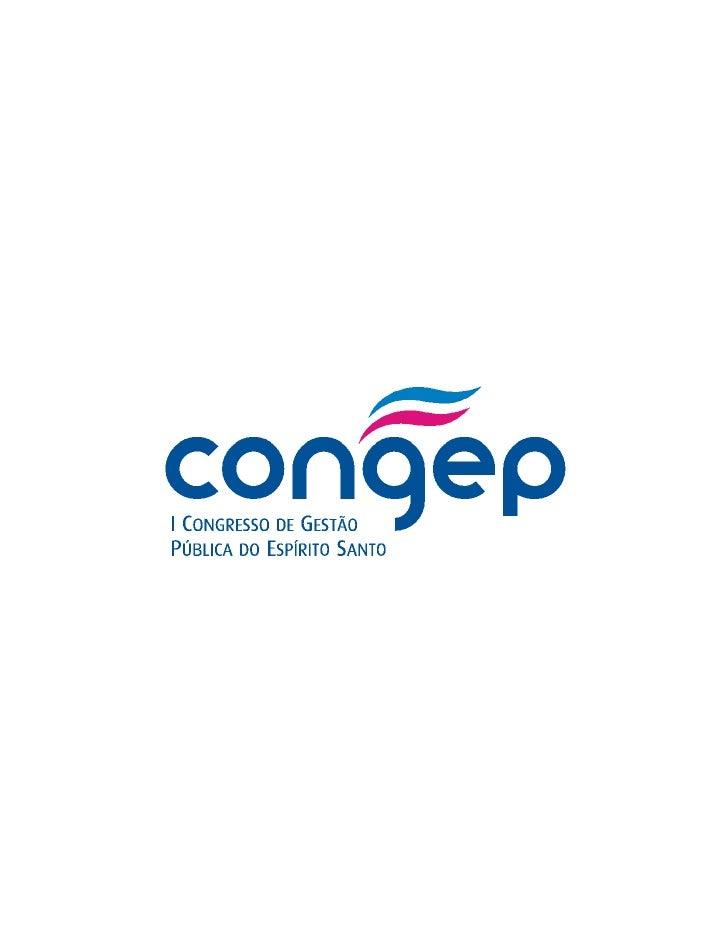Revista Congep 2009