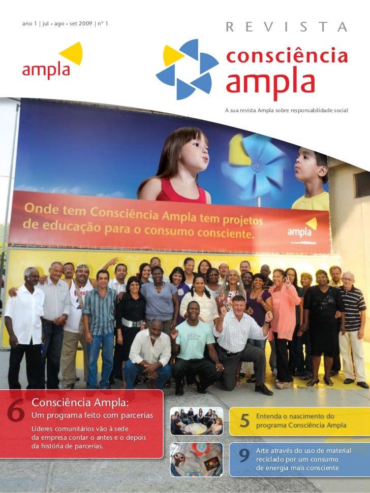 Revista Consciência Ampla nº1