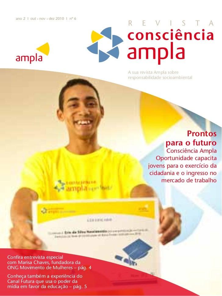 Revista Consciência Ampla nº6