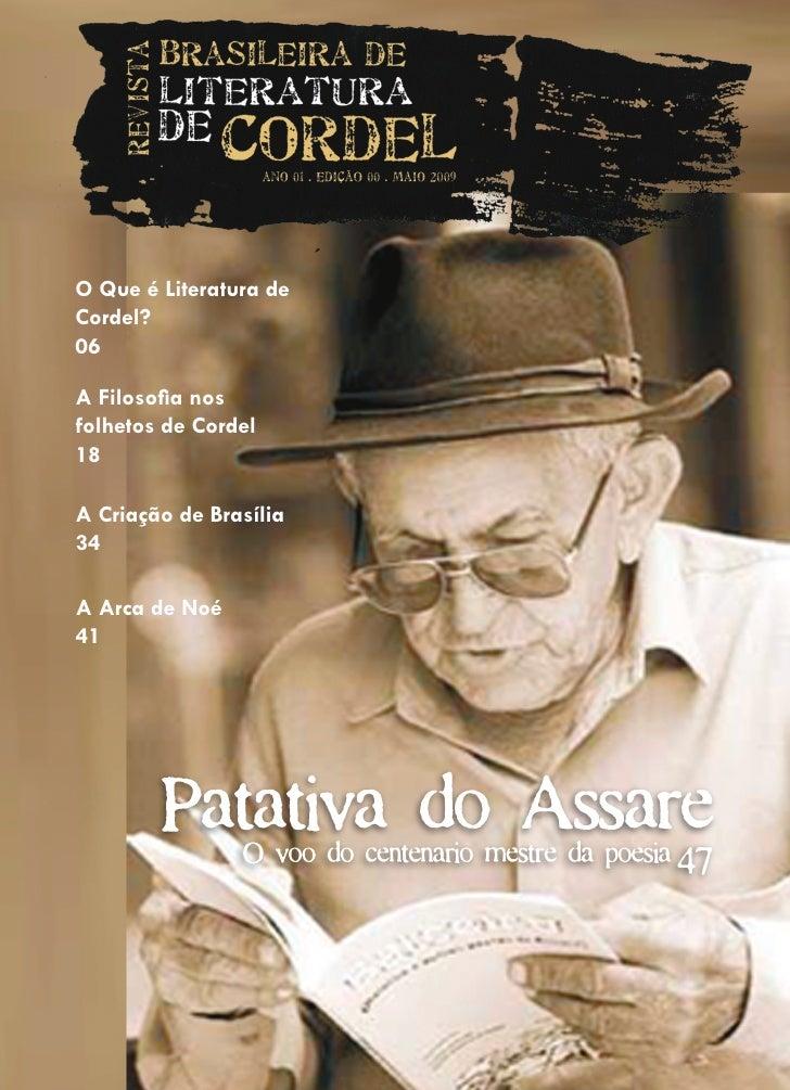 Revista Cordel