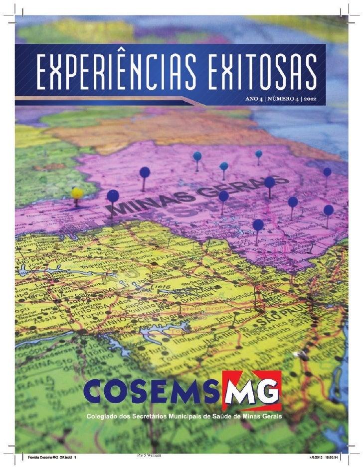 Revista COSEMS/MG - Experiências Exitosas 2012