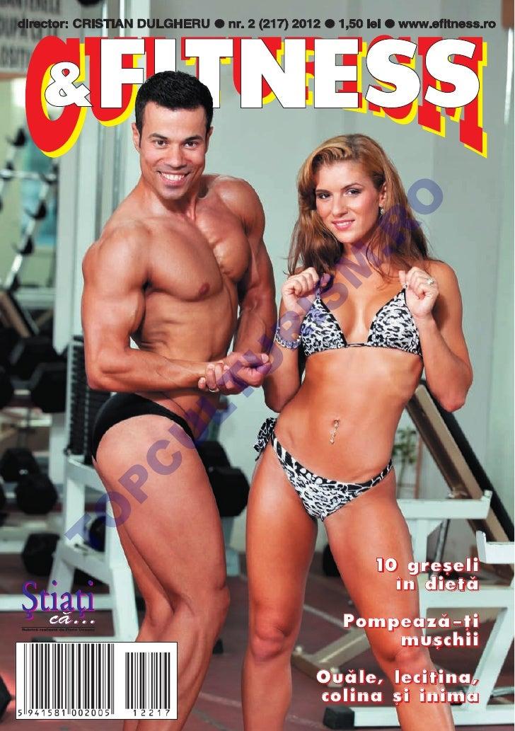 Revista Culturism & Fitness nr.217 (2/2012)