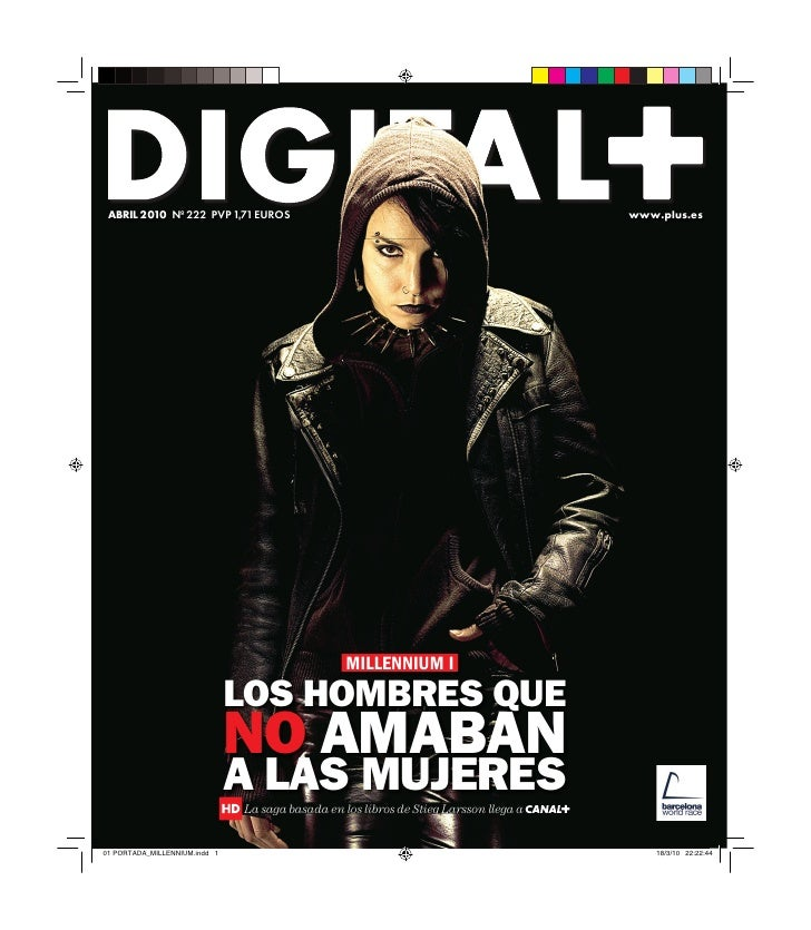 ABRIL 2010 Nº 222 PVP 1,71 EUROS                                               www.plus.es                                ...