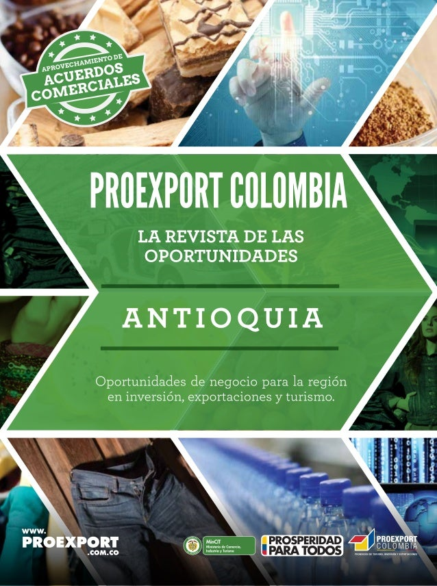 Revista de oportunidades  antioquia final