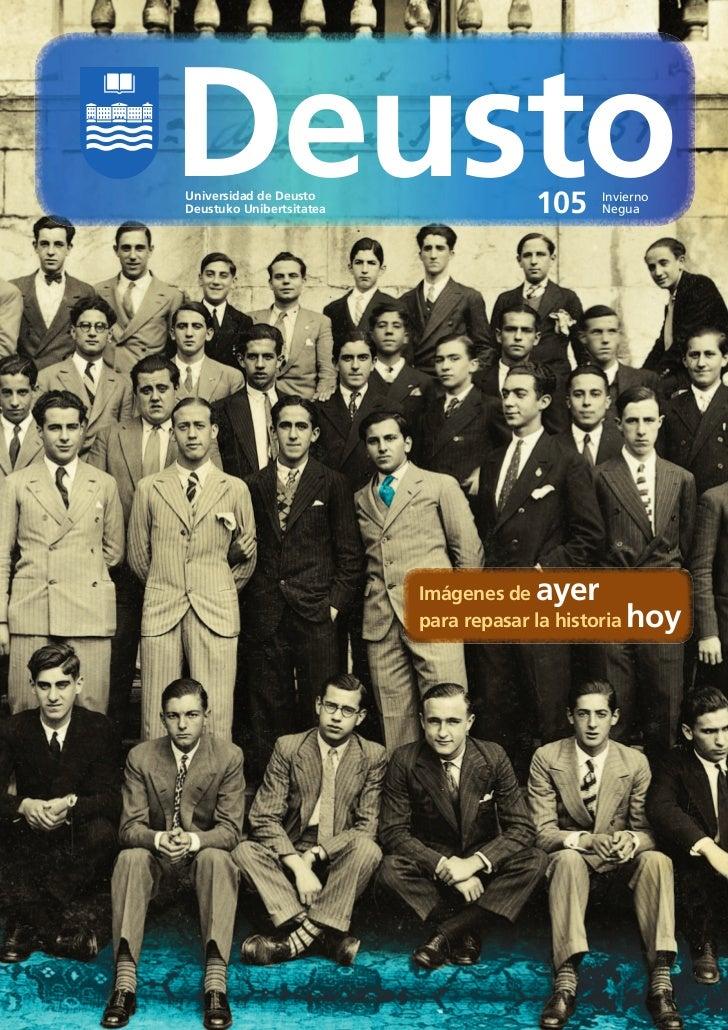 Revista Deusto nº 105 (invierno - negua. 2010)