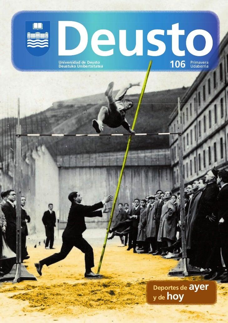 Universidad de Deusto                         Deustuko Unibertsitatea          106    Primavera                           ...