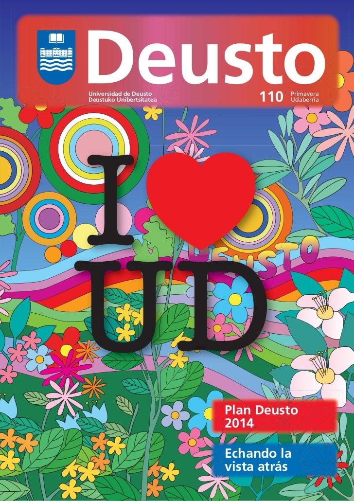 Revista Deusto nº 110 (primavera - udaberria. 2011)