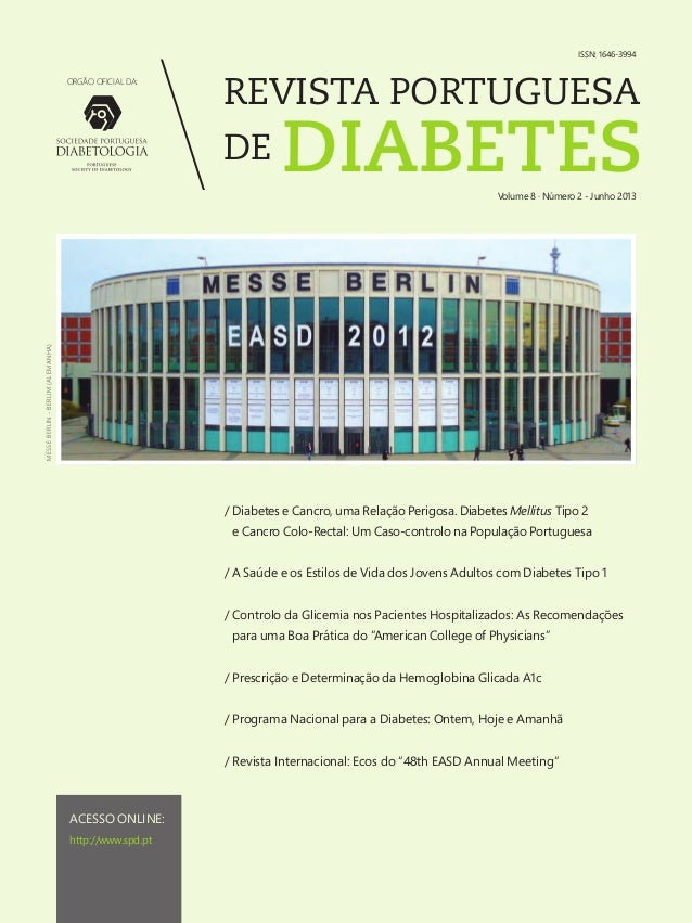 Revista diabetes portugual