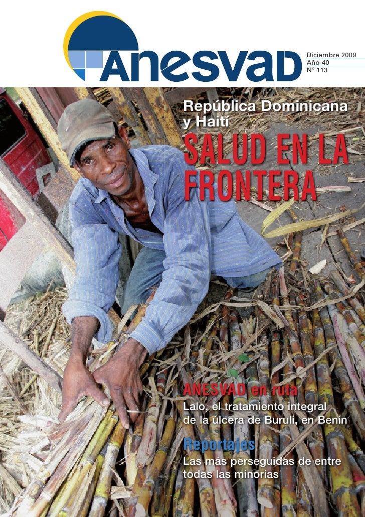 Anesvad: Revista diciembre 2009