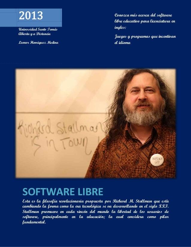2013                                               Conozca más acerca del software                                        ...