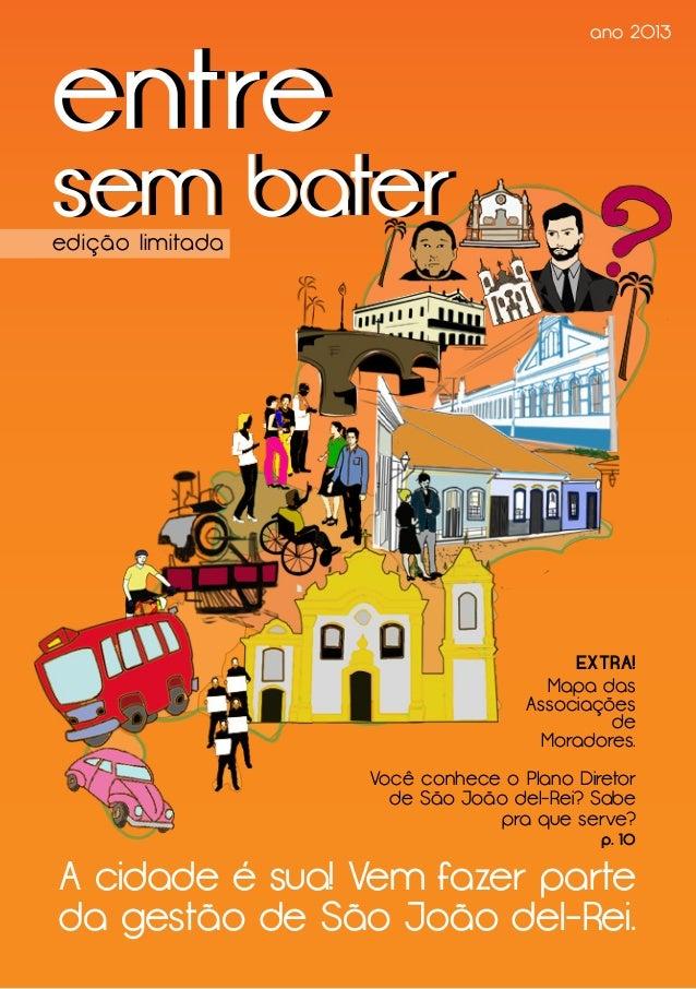 Revista Entre Sem Bater !