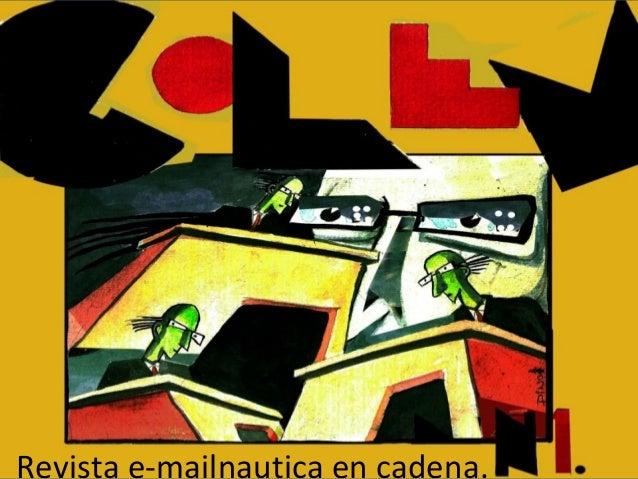 Revista e-mailnautica en cadena.