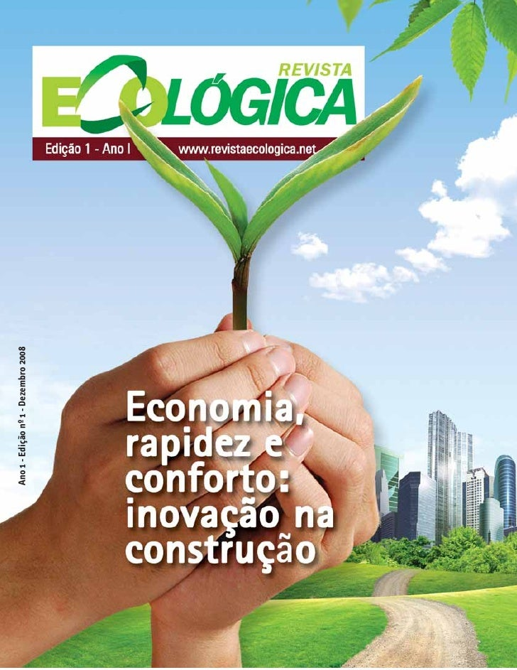Ano 1 - Edição nº 1 - Dezembro 2008