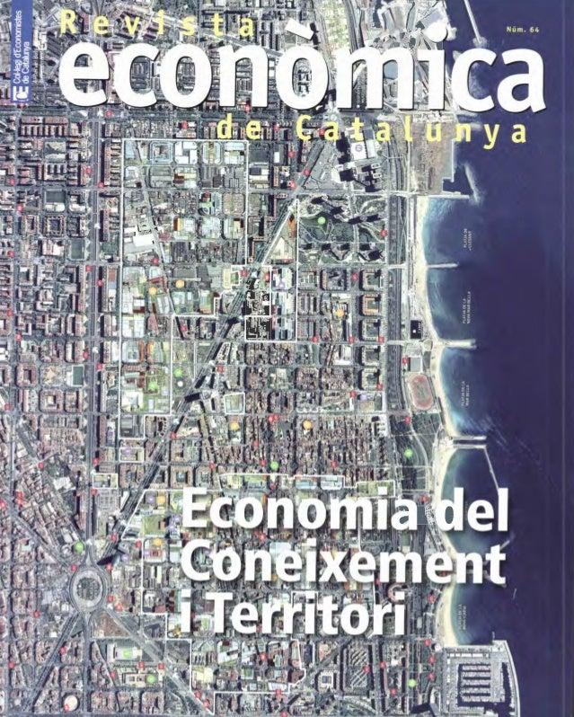 Knowledge Economy - Catalan Economists Network