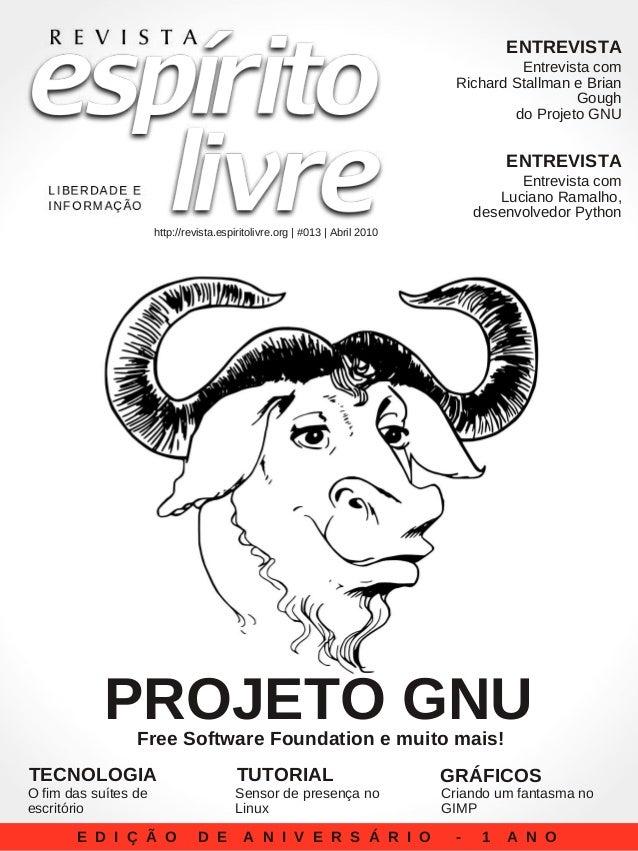 Revista espirito livre_013_abril2010