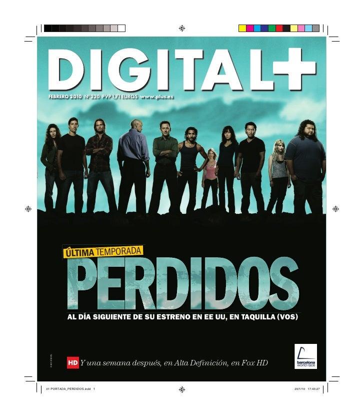 Revista Digital plus Febrero