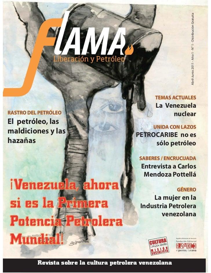 Revista flama número_1