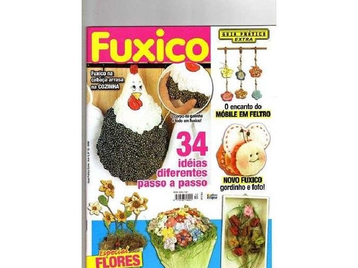 Revista fuxico 1